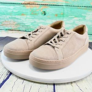 Naturalizer Cairo Vintage Mauve Sneakers 9 WIDE